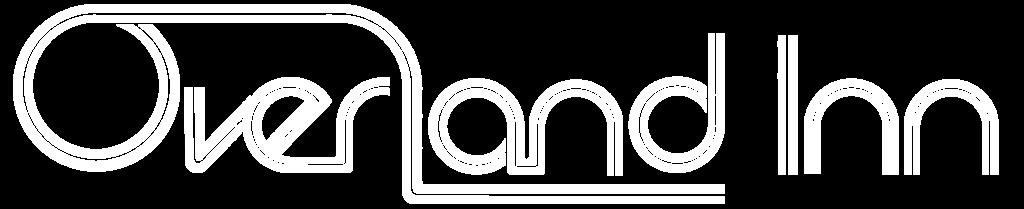 Overland Inn Logo White